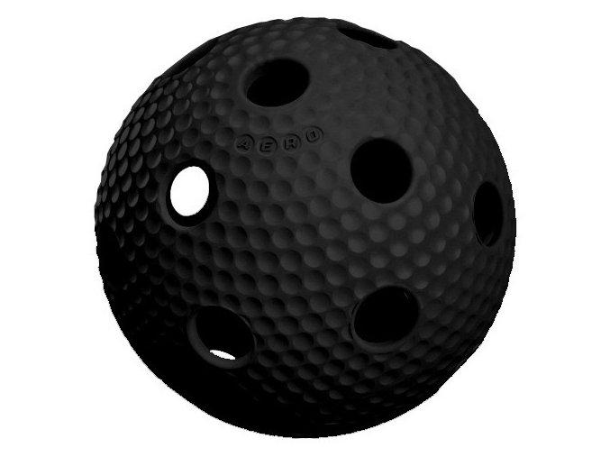 Florbalový míček Salming Aero Plus Ball Black