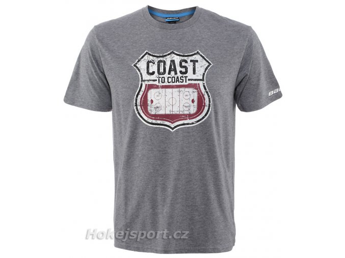 Triko Bauer Coast to Coast Short Sleeve Tee