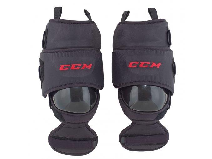 Brankářské chrániče kolen CCM KP 500 Knee Protector Senior