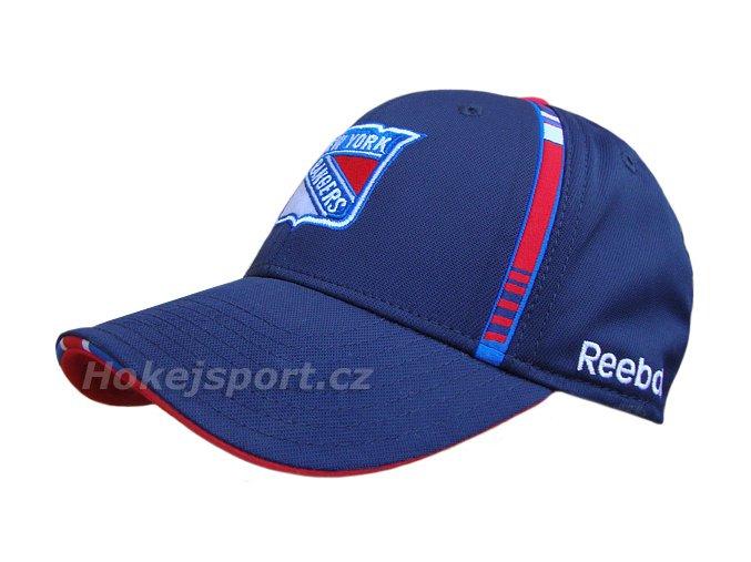Kšiltovka Reebok NHL Draft New York Rangers