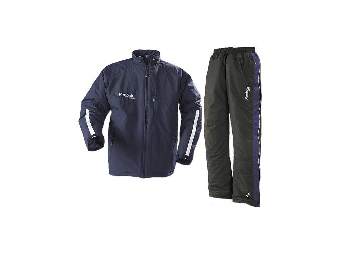 Zateplená souprava Reebok Padded Suit Junior