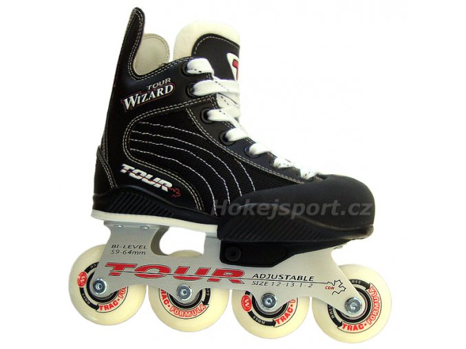 In-line brusle Tour Wizard Adjustable Youth