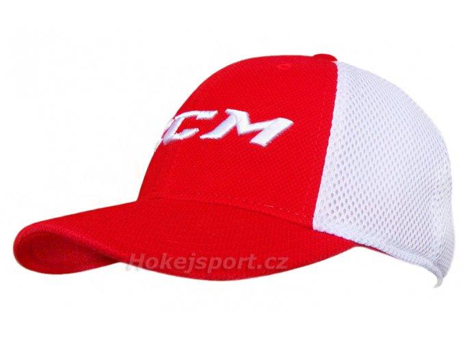 ccm cap mesh flex red 1