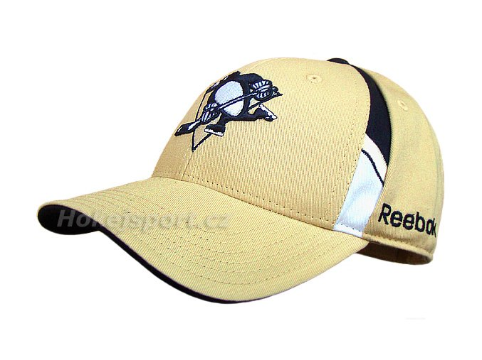 Kšiltovka Reebok NHL Structured Adj. Pittsburgh Penguins