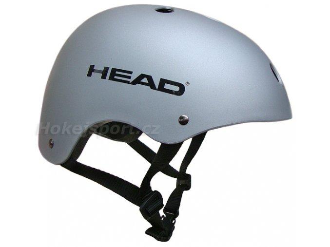 Helma Head Tornado Silver