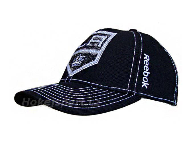 Kšiltovka Reebok 2nd Season Spin Los Angeles Kings