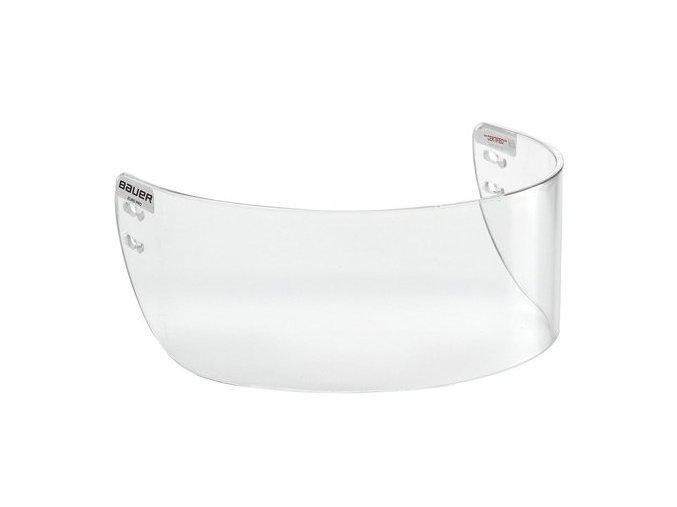 bauer plexi euro pro visor straight