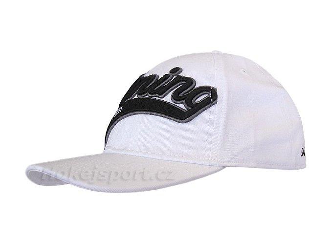 Kšiltovka Salming Michigan Cap White