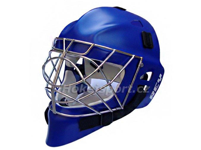 Brankářská maska Rey HOMG 016 PE Boy Blue