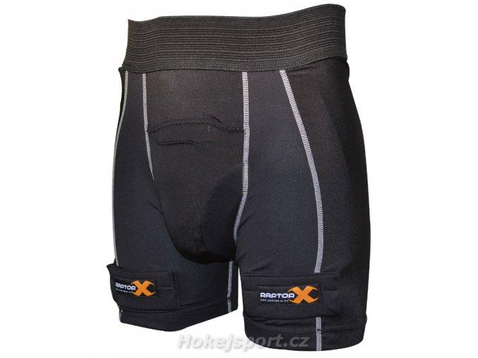 Suspenzor + šortky Raptor-X Compression Jock Short Junior