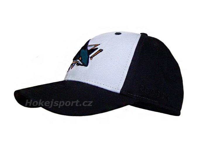 Kšiltovka Reebok BL Flex Cap San Jose Sharks
