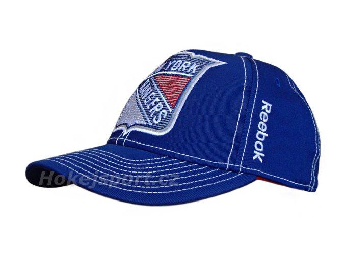 Kšiltovka Reebok 2nd Season Spin New York Rangers