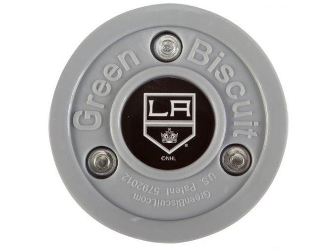 Tréninkový off-ice puk Green Biscuit NHL Los Angeles Kings