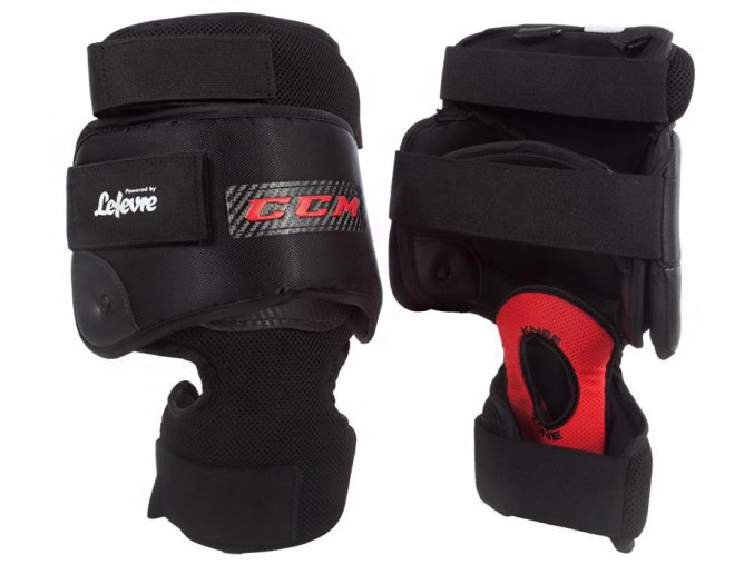 Brankářské chrániče kolen CCM KP PRO Knee Protector Senior