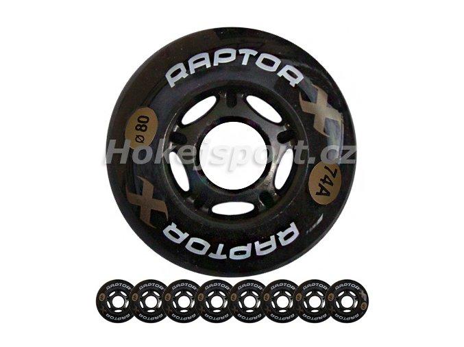 raptor wheel 74A set