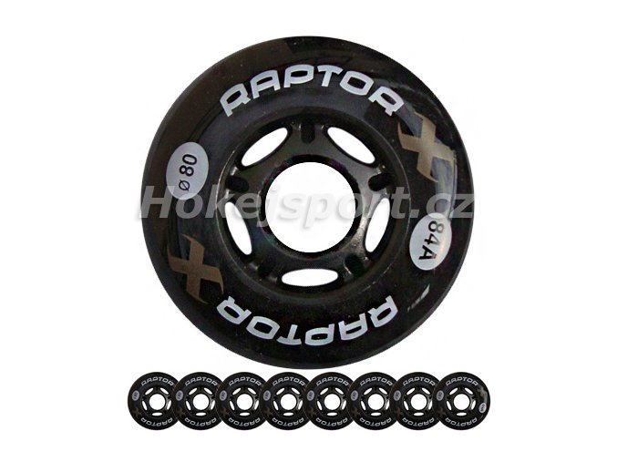 raptor wheel 84A set