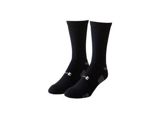 Ponožky Under Armour Heatgear Crew 3-Pack