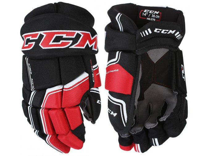 Rukavice CCM QuickLite QLT 270 Senior