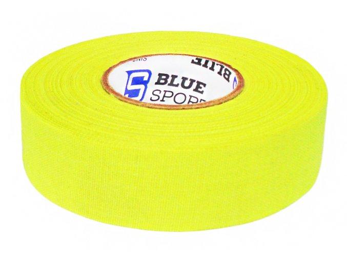 bs tape neon yellow