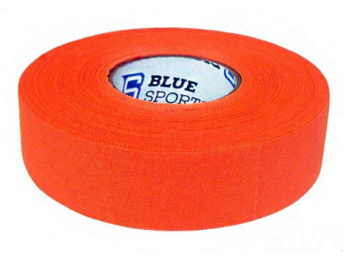 bs tape neon orange