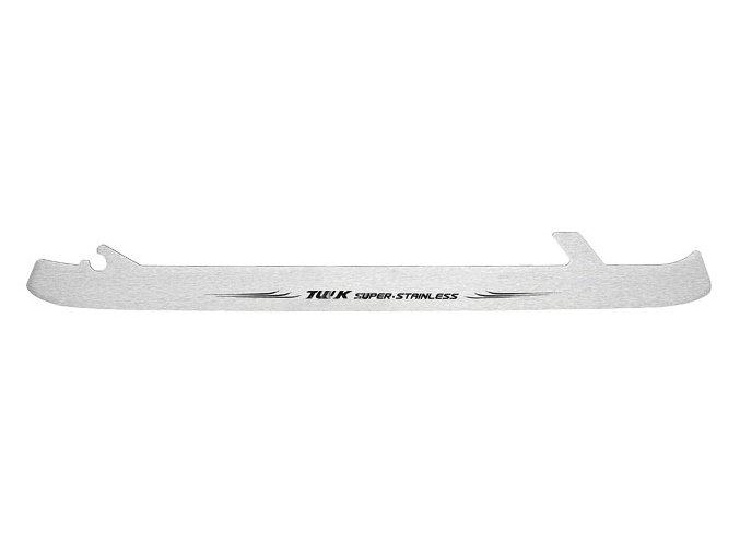 Nůž brankářský Bauer 4 mm Stainless Steel Junior - Pár