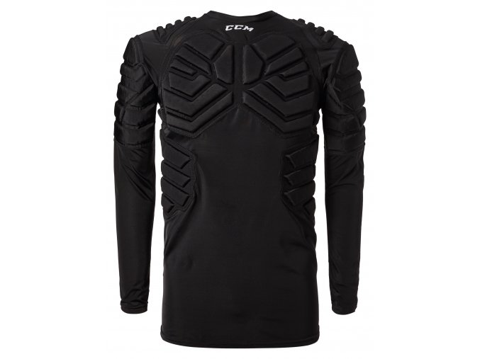 ccm goalie padded shirt 1