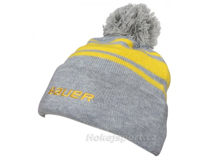 bauer kulich team striped pom 1