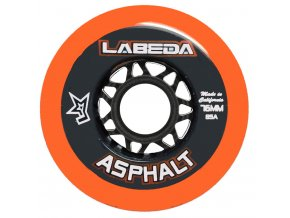 labeda asphalt orange