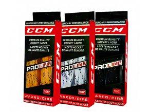 Tkaničky CCM PROLINE voskované