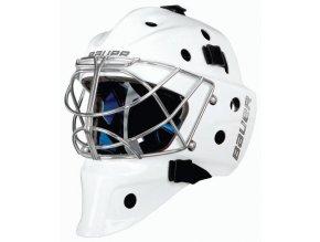 Brankářská maska Bauer NME 8 CAT EYE NC Senior White