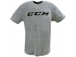 ccm triko big logo grey