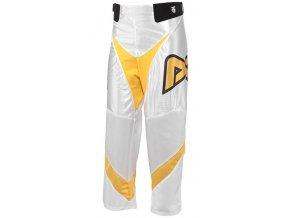 In-line kalhoty Alkali CA5 Senior White/Gold