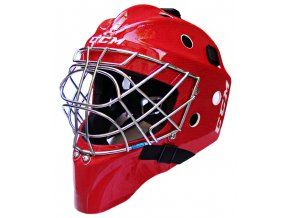 Brankářská maska CCM 1.5 Carbon Red Senior