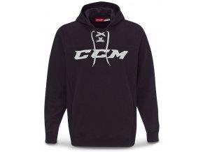 ccm mikina hockey hoody blk 1