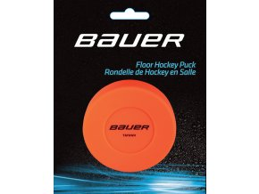 bauer puk floor orange 1