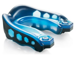 Chránič zubů Shock Doctor GEL MAX Black/Blue