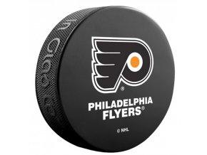 sw puk nhl big logo philadelphia