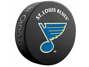 sw puk nhl big logo st louis blues
