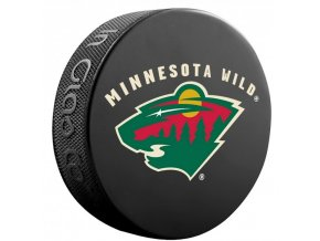 sw puk nhl big logo minnesota