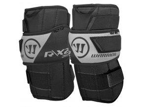 warrior goalie knee pad x2 jr 1