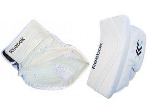 Lapačka + vyrážečka Reebok Premier X28 INT White