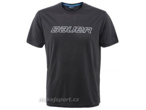 Triko Bauer Pre Game Short Sleeve Tee