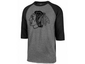 47 brand triko imprint chicago grey 1