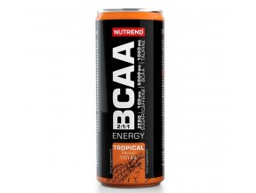 nutrend bcaa 330 tropical n