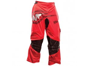In-line kalhoty Mission Axiom T6 Senior Red/Black