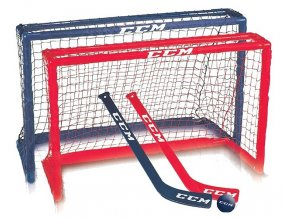ccm mini hockey set 1