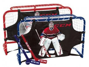 ccm mini hockey set price 1