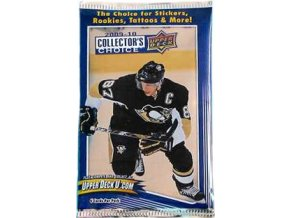 Hokejové kartičky NHL Upper Deck Collector´s Choice 2009/10