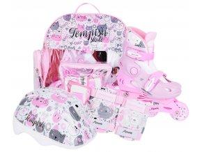 tempish kitty baby pink 1