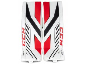 ccm goalie pads axis 1 9 chicago 1